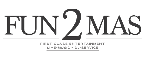 Fun2Mas - 1st Class Entertainment, Musiker · DJ's · Bands Freiburg, Logo
