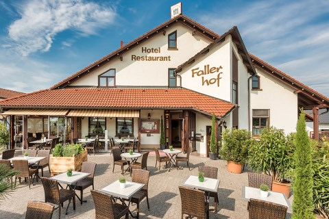 Hotel-Restaurant & Partyservice Fallerhof - Eventlocations, Hochzeitslocation Bad Krozingen-Hausen, Logo