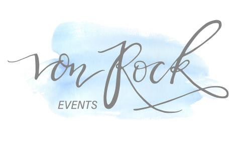 Logo von vonRock Events, Weddingplaner Freiburg