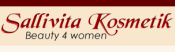 Logo von Sallivita Kosmetik - Beauty 4 woman, Brautstyling · Make-up Freiburg