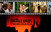 Logo AKRecords Videoproduktion, Fotografie & Video Freiburg