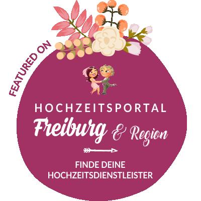 Featured auf Hochzeit & Heiraten in Freiburg, Südbaden
